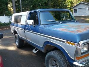 78 Ford Ranger F250 4x4