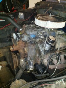 400 cid engine,